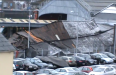 Cork train station reopens after roof collapse