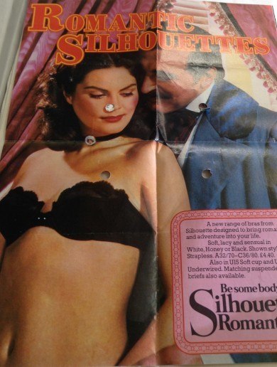 This underwear ad in the RTÉ Guide caused a bit of a stir in 1978