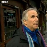 BBC interviewed The Fonz about London airport expansion
