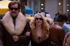 VIDEO: Your weekend movies… Anchorman 2 & American Hustle