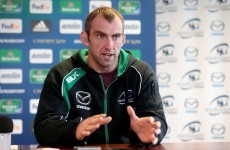 Muldoon signs new two-year deal with Connacht