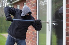 Burglaries down by 10 per cent this year - but thefts increased