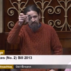 Watch: Ming Flanagan challenges Minister to drink glass of 'glorified piss' (water)
