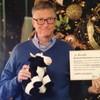 Bill Gates did a Secret Santa with someone on the internet