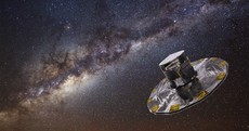 ESA launches rocket that will create a detailed map of the Milky Way