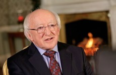 President Higgins: Thanks to all who work for others over Christmas