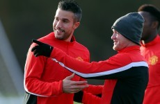 Recovering Rooney a 'chance' to face West Ham, says Moyes