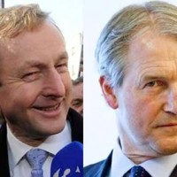 Separated at birth? Enda Kenny or... another politician?
