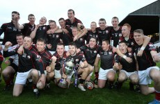 History - Mount Leinster Rangers amazing hurling achievement in 2013