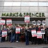 Marks and Spencer strike for tomorrow called off