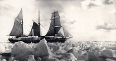Here's what Ernest Shackleton and his crew were having for dinner, inching through the ice 100 years ago today...
