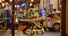 88 injured after roof collapses at London theatre