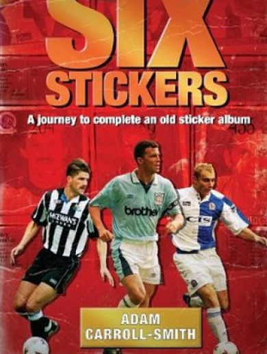 Interview: The man who completed his 1996 Premier League stickers album 17 years on