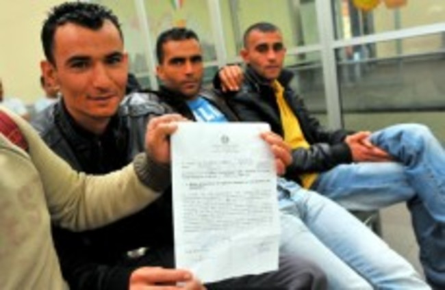 France and Germany spar with Italy over Tunisian immigrants