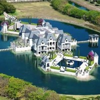 These unusual homes have secret tunnels, moats and castle towers