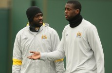 Man City v Liverpool on Stephen's Day could give us the biggest Touré chant of all time