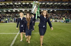Irish women's rugby team to play at the Aviva Stadium
