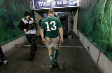 The eight candidates to fill Brian O'Driscoll's 13 jersey