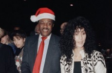 13 photos of vintage celebrities owning Christmas