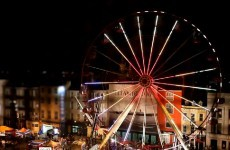 Here's a lovely video of Cork at Christmas time
