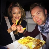 Ronan Keating and girlfriend Storm have a joint Twitter account