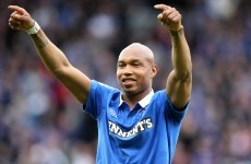 Gaddafi is my friend, says Rangers star Diouf
