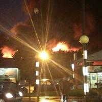 Major blaze at Santry industrial estate brought under control