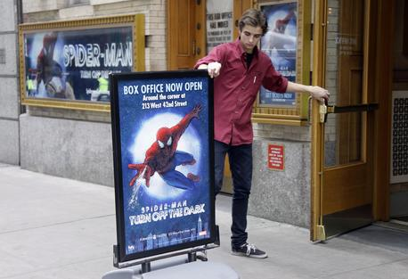 Spider-Man: Turn off the Dark taking a break to revamp the show