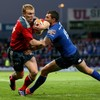 Keith Earls lining up another run as Munster's outside centre