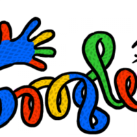 Google goes knitting as doodlers mark the winter solstice