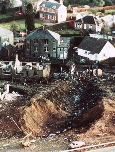 Lockerbie bombing victims remembered on 25th anniversary
