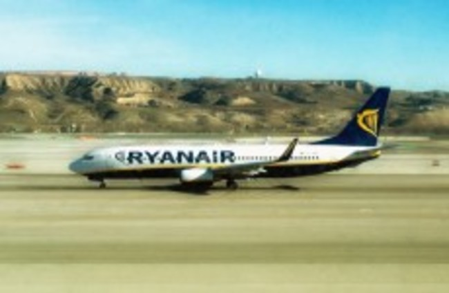 Ryanair announces trials for reserved seating on selected flights