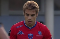 'I'd love to play for my country' declares Grenoble scrum-half James Hart