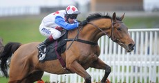 Deja vu as Reve De Sivola wins Long Walk Hurdle for second year running
