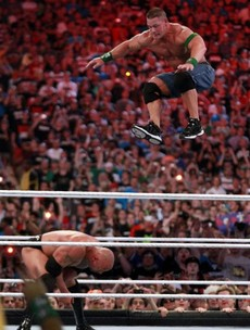 The Masked Man on Sheamus, Chris Benoit's death and why wrestling is art