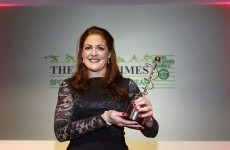 Fiona Coghlan named Sportswoman of the Year