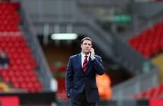 Reprieve: Tan lifts threat to sack Malky MacKay