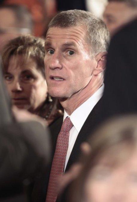 Retired Gen Stanley McChrystal