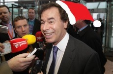 Minister for Time confirms Ireland is prepared for Santa's arrival