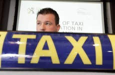 'There are people driving taxis who shouldn't be,' - Alan Kelly