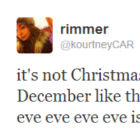 'Christmas Eve Eve' is making people very angry on Twitter