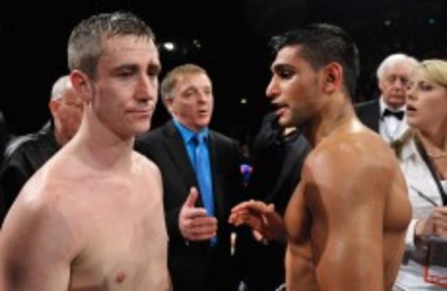McCloskey: I made Khan look pretty average on Saturday night