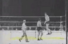Ever hear the story of the Irish wrestling champion who couldn't wrestle?