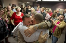 Gay marriage was legal in Utah for the weekend but a ban could return today