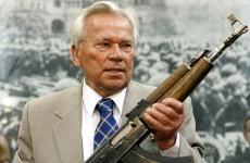 AK-47 inventor Mikhail Kalashnikov dies