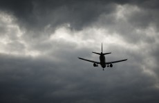 High winds cause flight disruption, tough driving conditions