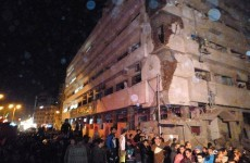At least 14 dead in Egypt police station blast