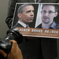 """Edward Snowden declares """"mission accomplished"""" on leaks"""