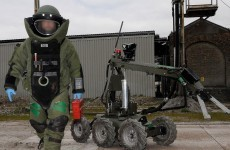 250 call-outs for the bomb squad this year, slight reduction in viable devices