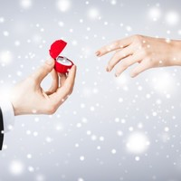 Today is the most popular day of the year to propose
